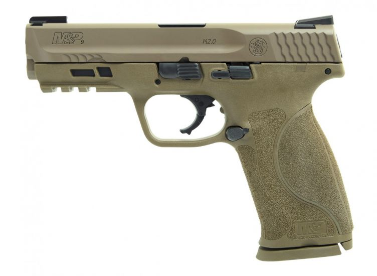 smith and wesson ez 9mm